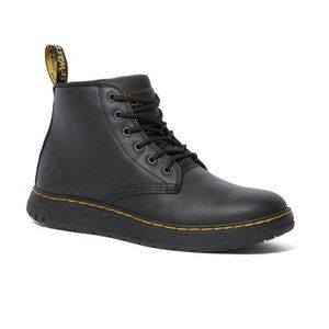 Dr. Martens Men's Amwell Black Shoes
